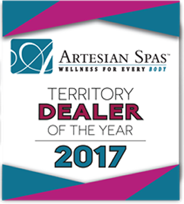 2017 Territory Dealer of the year