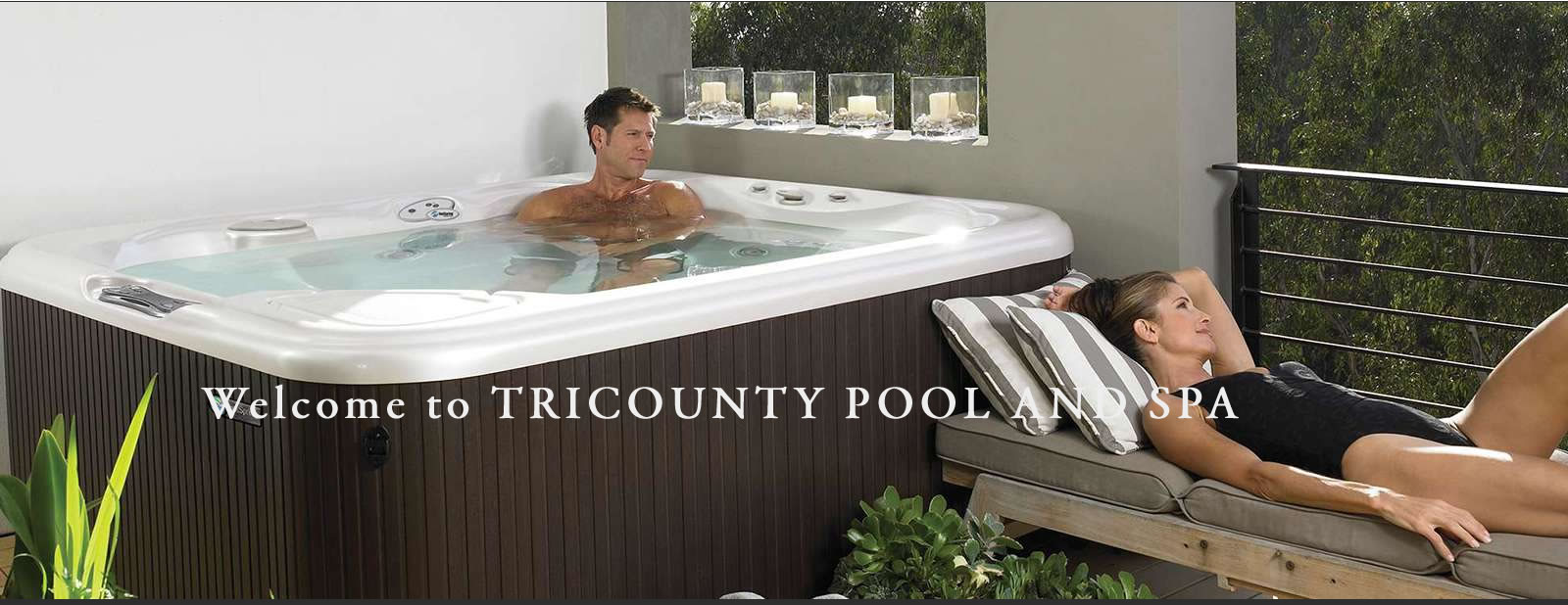 Welcome To Tricounty Pool and Spa