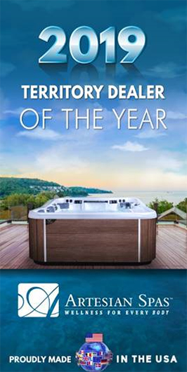 Territory Dealer of the Year 2019